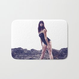 Brittney Lapham - Volcanic Bath Mat