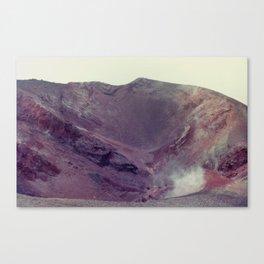 Mountain Side Canvas Print