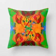 Ayana-Lady Jasmine  Throw Pillow