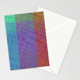 Color Cycles Stationery Cards