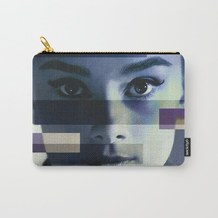 Divas - Audrey Hepburn Carry-All Pouch