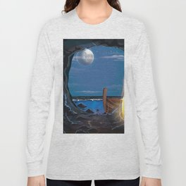 Smugglers Cave Long Sleeve T-shirt