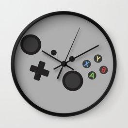 Controller Wall Clock