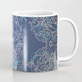 lost in chaos blue Coffee Mug