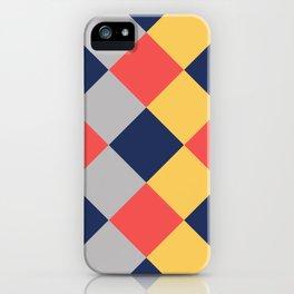 Suéter Laranja  iPhone Case