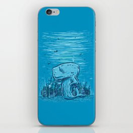 Catch me if you can iPhone Skin