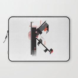 Abstract K Laptop Sleeve
