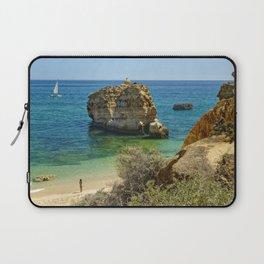 Algarve rock Laptop Sleeve