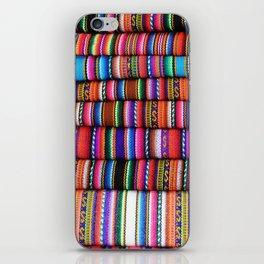 Sol Fabric iPhone Skin