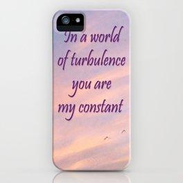 My Constant iPhone Case