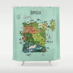 Jopfelia Shower Curtain