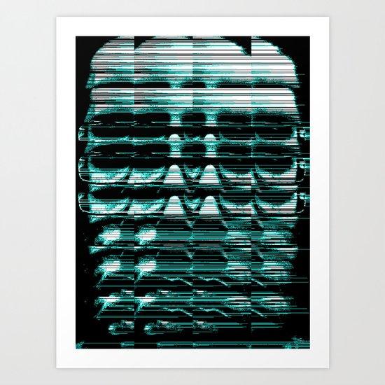 PYXYL'D Art Print