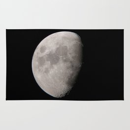 4K Dark Side of the Moon Original Rug