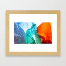 Poly – Ubiquitous 24 Framed Art Print