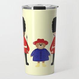 Marmalade Bear Travel Mug