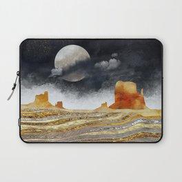 Metallic Desert Laptop Sleeve