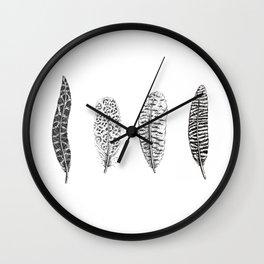 New Species Wall Clock