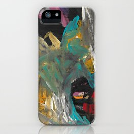Cave Dweller iPhone Case