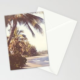 Hawaiian Palms Stationery Cards