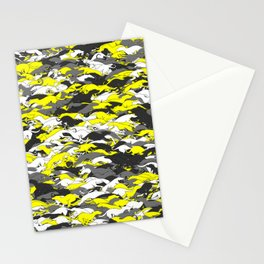 Whippet camouflage Stationery Cards