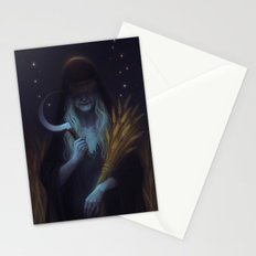 Mother Saturn Stationery Cards