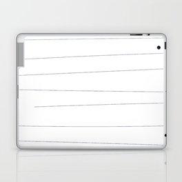 lineup yellow Laptop & iPad Skin