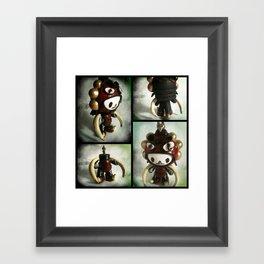 Mãyã Framed Art Print