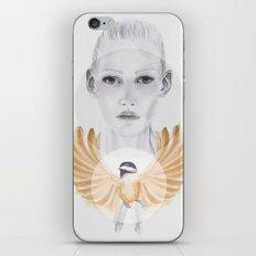 Little Brown Bird iPhone & iPod Skin