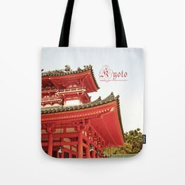 Around the world in 80 photos | Kyoto Tote Bag