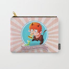 Faun's Enchantment Carry-All Pouch