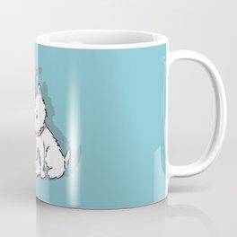 Westie's Chasing a Bee Coffee Mug