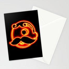Natty Glow Stationery Cards