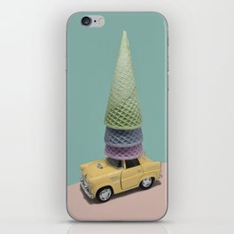 Driving Cones iPhone Skin