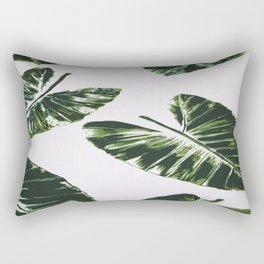 Feel Tropic leaves Rectangular Pillow
