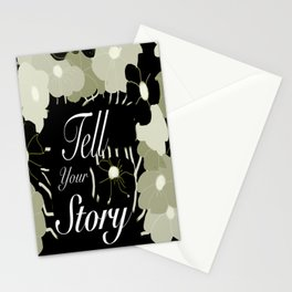 Tell Your Story Stationery Cards