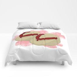 Okobo Geta 2 Comforters