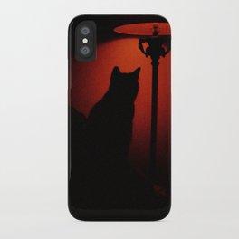 catcat iPhone Case