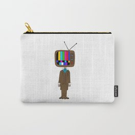 TV Head Carry-All Pouch