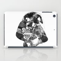 vader iPad Cases featuring Vader by DanielBergerDesign