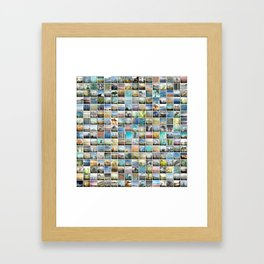 Multi Image Framed Art Print