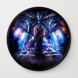 Castlevania: Vampire Variations- Dracula Wall Clock
