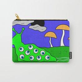 All Seeing Slug (Cartoon) Carry-All Pouch
