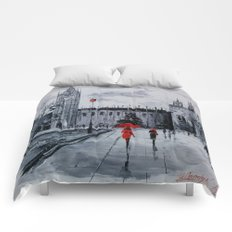 Walk in London Comforters