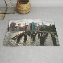 Sunset on Manhattan Rug