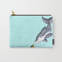 Hello, Fishy! Carry-All Pouch