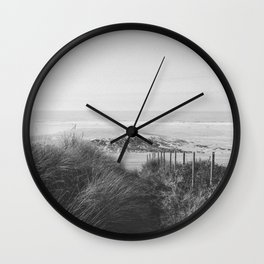 Fistral Beach Wall Clock