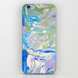 Water Lilies 2.0 iPhone Skin