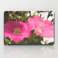 flora iPad Cases featuring Flora by Mark Spence