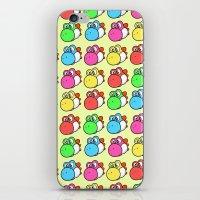 yoshi iPhone & iPod Skins featuring yoshi by zamii070