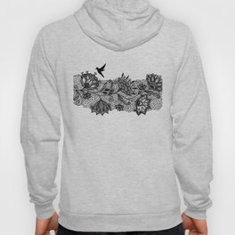 The lace Hoody